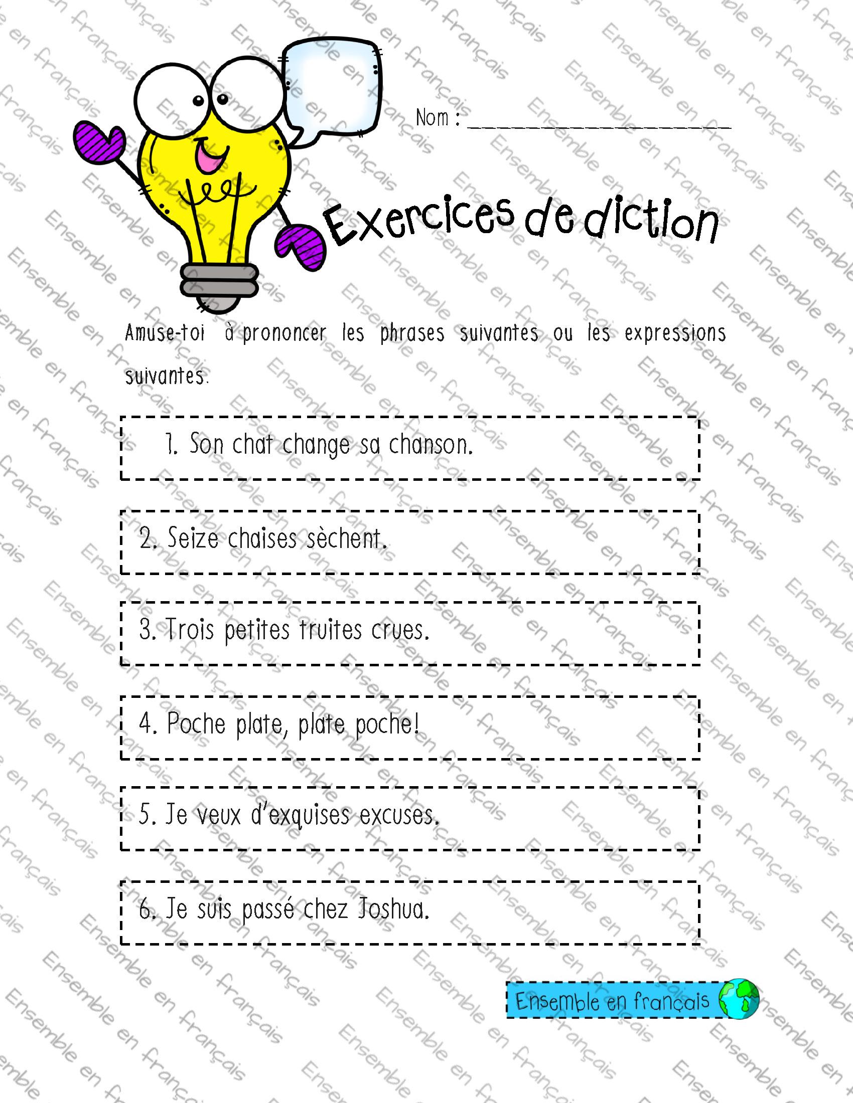Avance Page 21 Ensemble En Francais